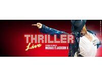 "2 Tkts ""Thriller Live"" Lyric Theatre, London, 8pm, 20th August"
