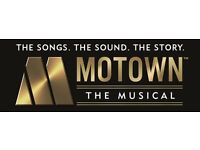 2 Motown the musical tickets