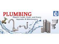 Plumbing, Handyman, Maintenance