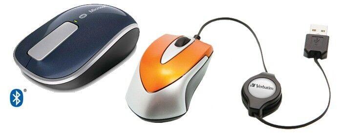 Mäuse mit oder ohne Kabel - was ist besser?