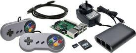 Retro multi console all in one. Better than snes mini. Includes over 5000 games