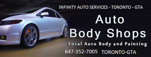 auto body shop , insurance , collision repairs, other repairs ,