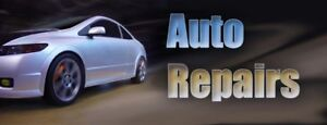 AUTO REPAIRS @ A LOW COST ALL MAKES & MODELS 416-743-5465