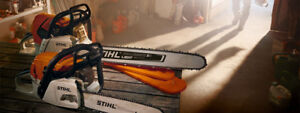 Wanted good used Stihl chainsaw
