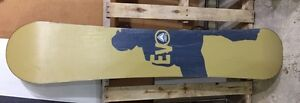 Firefly snowboard with boots and bindings