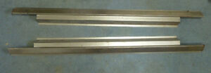 Chev  Monte Carlo 81-88 left & right outer Rocker Panels