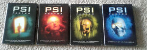 PSI Factor Chronicles of The Paranormal Seasons 1, 2, 3 & 4