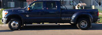 2015 Ford F-350 lariat dually