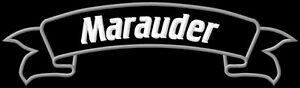 Suzuki Marauder Banner XL VZ1600 VZ800 ecusson brodé patche Thermocollant patch - Poznan, Polska - Zwroty są przyjmowane - Poznan, Polska