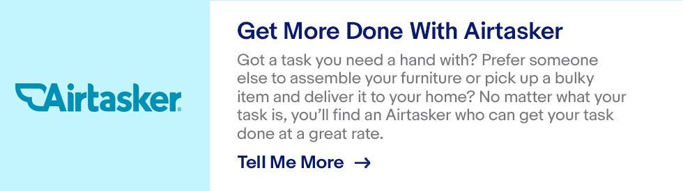Installations Promotion | Airtasker | eBay