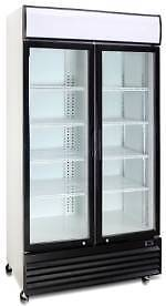 New Large Two Door Display Fridge / Commercial Fridge Malaga Swan Area Preview