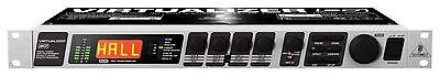 New Behringer Fx2000 Virtualizer 3D Digital Effects Processor Rackmountable