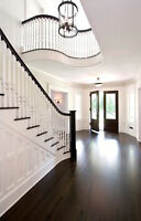 Flooring and Staircase Installation Markham
