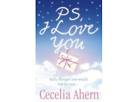 P.S. I Love You - By Cecelia Ahern (Paperback Book) Best Seller Adult Romance Novel Good Reads