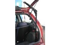 Car boot wheel chair hoist