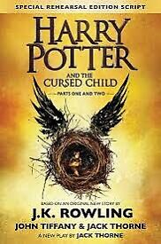 HARRY POTTER AND THE CURSED CHILD - 20/12 and 21/12