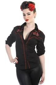 Range of Pin Up, Rockabilly & Vintage Inspired Clothing Job Lot for sale