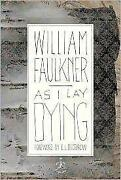 As I Lay Dying William Faulkner