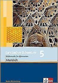 Lambacher Schweizer - aktuelle Ausgabe für Baden-Württemberg / Arbeitsheft plus