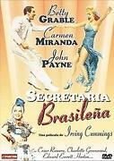 Betty Grable DVD
