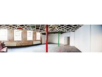 Loft - warehouse space available for photo shoots / classes / rehearsals / supper clubs