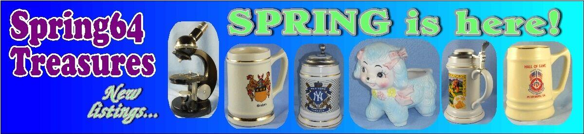 Spring64 Treasures