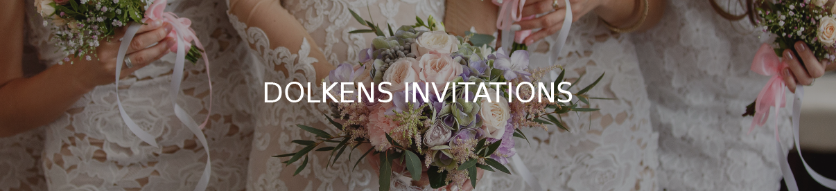 Dolkens Invitations
