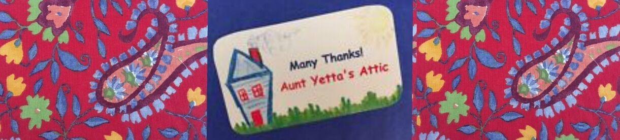 Aunt Yetta's Attic
