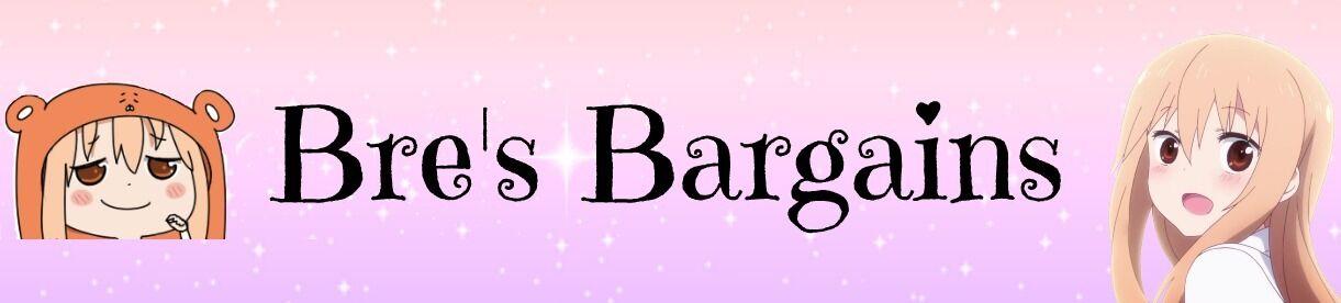 Bre's Bargains