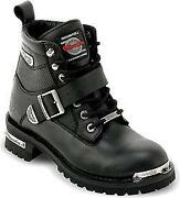 Womens Milwaukee Boots