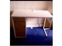 Small . IKEA . Desk