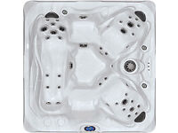 Brand New: Fusion Lx3 13amp hot tub - Grizzly Bear Hot Tubs