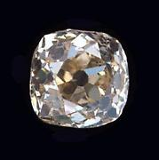 Loose Old Mine Cut Diamond