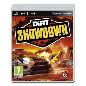 DiRT Showdown Game PS3