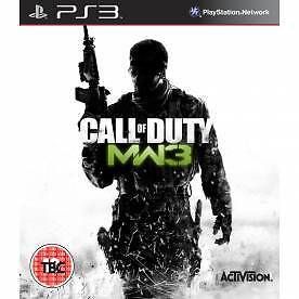 Call Of Duty 8 Modern Warfare 3 Game PS3