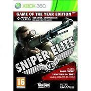 Sniper Elite Xbox 360