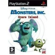 Monsters Inc PS1