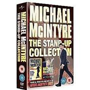 Michael McIntyre DVD Collection