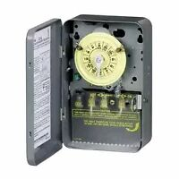 NEW Intermatic 120VAC Automatic 24Hr Timer Pool Spa Lighting