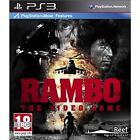 Rambo: The Video Game Sony PlayStation 3 Video Games