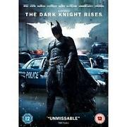 Batman Dark Knight Rises DVD