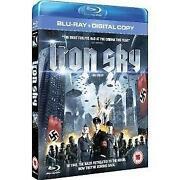 Iron Sky Blu Ray