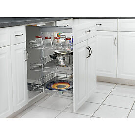 NEW: REV-A-SHELF BASE CABINET PANTRY PULL-OUT