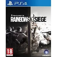 Rainbow 6 Siege - New and Unopened