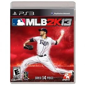 Major League Baseball (MLB) 2K13 Game PS3