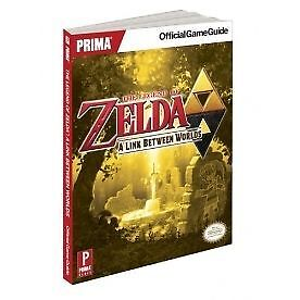 The-Legend-of-Zelda-A-Link-Between-Worlds-Prima-Games-New-Book