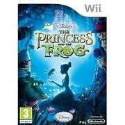 Princess and The Frog Wii
