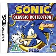 Sonic Classic Collection DS
