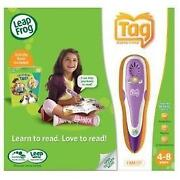 LeapFrog Tag Reading System