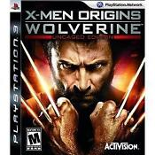 X Men Origins Wolverine PS3